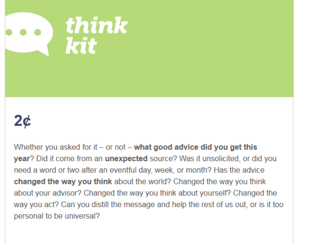 Think Kit 2 cents